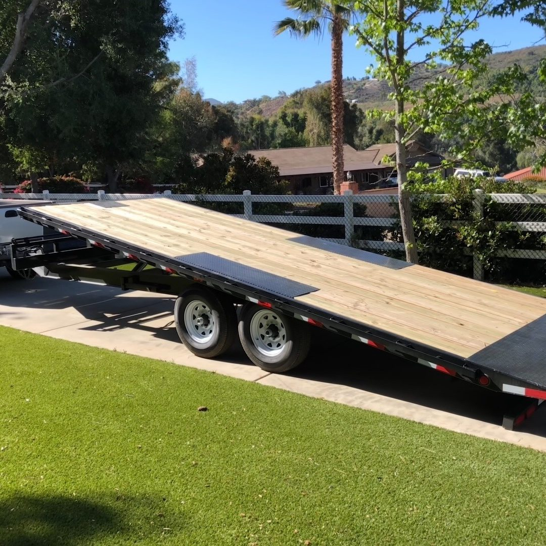 Cargo Equipment Car Towing Services